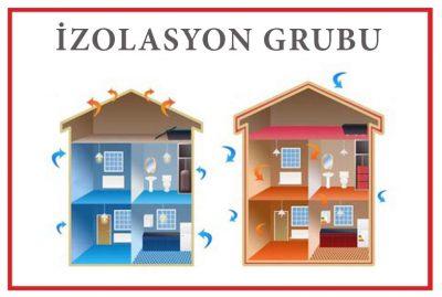İZOLASYON GRUBU