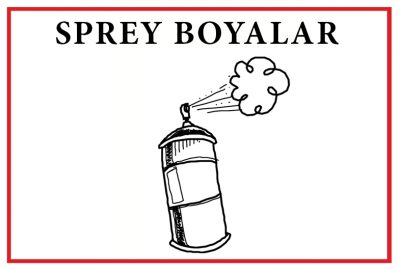 SPREY BOYALAR