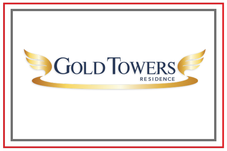 gold towers logo
